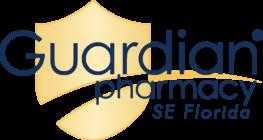 Guardian Pharmacy Logo - SE Florida (transparent)